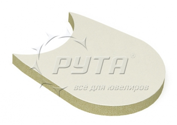691009(З) Rounded low platform,  right