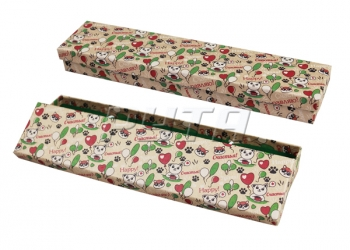 90105/У Case cardboard without tape,  series Kaleidoscope 205x45