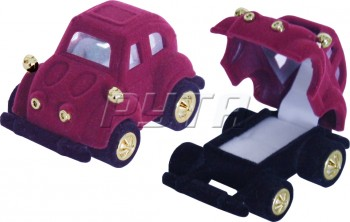 34101 Flocked box, a car, Children's collection