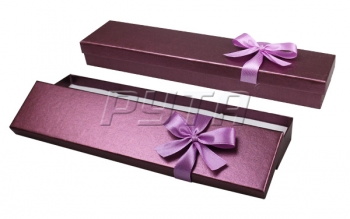 90105 Hard cardboard with ribbon on the lid, a series of Pearl classic 205х45