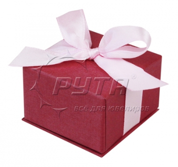 92701 Cardboard box with tape on the lid,  a series of Present 45х45
