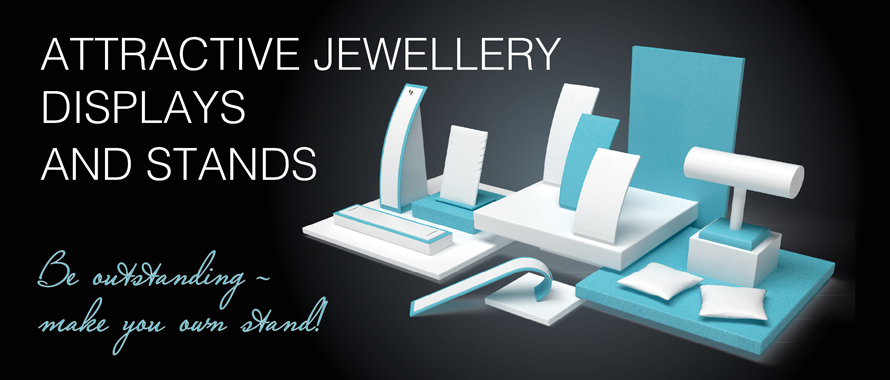 Attractive Jewellery displays and stands